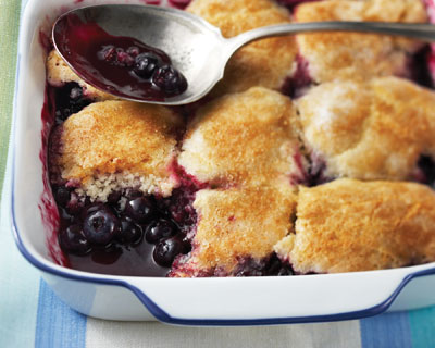 Blueberry-Cobbler
