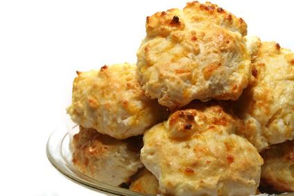 Savoury Baking Powder Biscuits